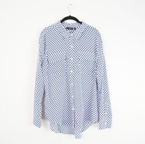 Apt. 9 | Blue & White Button Down